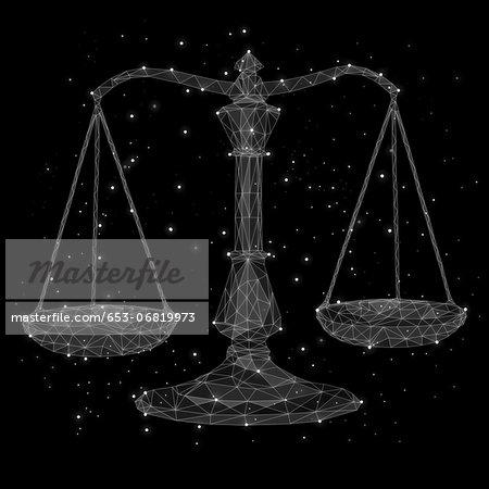 The constellation of Libra