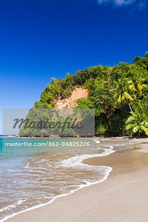 Dominica, Calibishie. Batibou Beach.