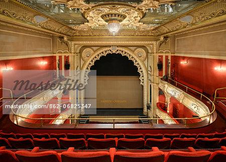 Europe, England, London, Hammersmith, Lyric Theatre