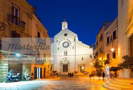 Europe, Italy, Puglia, Bari, Bari Cathedral