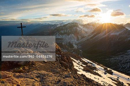 Europe, Swiss Alps, Switzerland, Bernese Oberland, Trubelstock (2998m)