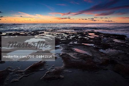 Red Bluff at Sunset, Kalbarri, Western Australia, Australia