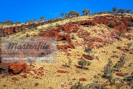 Karijini National Park, The Pilbara, Western Australia, Australia
