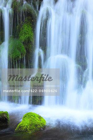 Moto Waterfall, Akita Prefecture