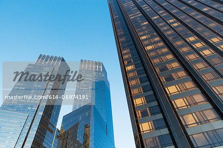 Time Warner Center, New York City, USA
