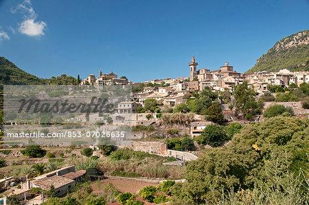 Valldemossa, Majorca, Spain, Europe