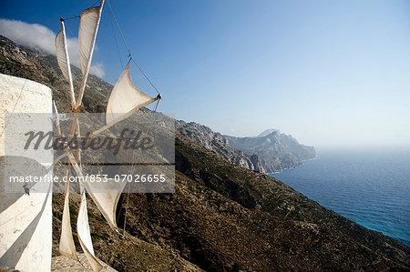 Olymbos, Karpathos, Dodecanes, Greece, Europe