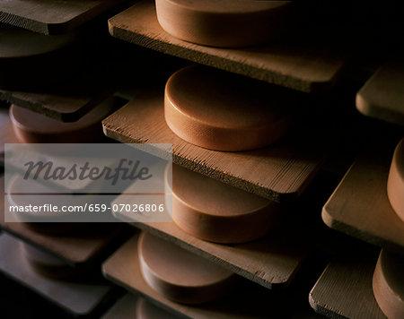 Urner Alpkäse; Swiss Cheese