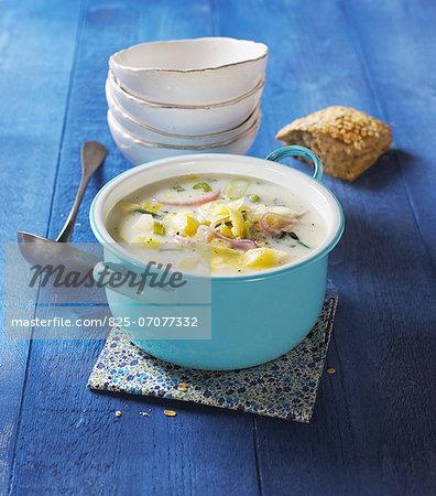 Mountain soup