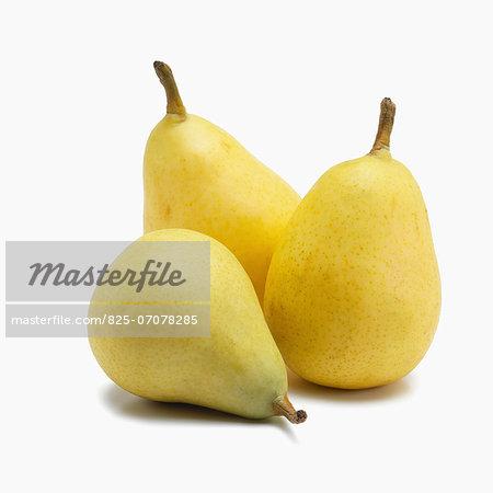 Ercolina pears