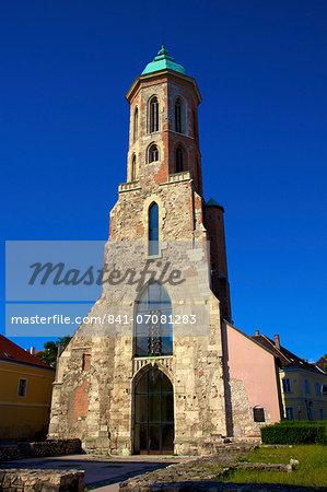Church of Mary Magdalene, Budapest, Hungary, Europe