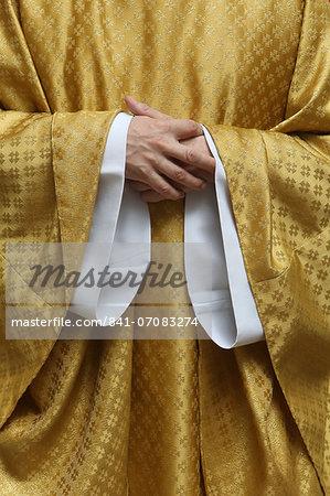 Catholic priest, Paris, France, Europe