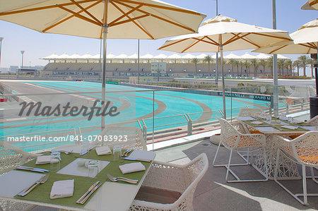 F1 Circuit, Yas Island, Abu Dhabi, United Arab Emirates, Middle East
