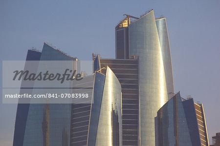 Emirate Towers, Abu Dhabi, United Arab Emirates, Middle East