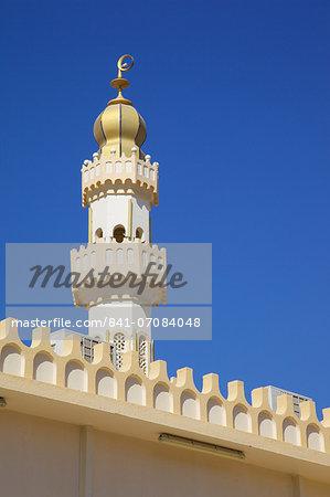 Mosque, Al Ain, Abu Dhabi, United Arab Emirates, Middle East