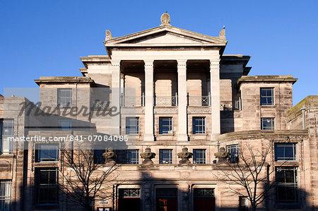 Younger Hall, University of St. Andrews, Fife, Scotland, United Kingdom, Europe
