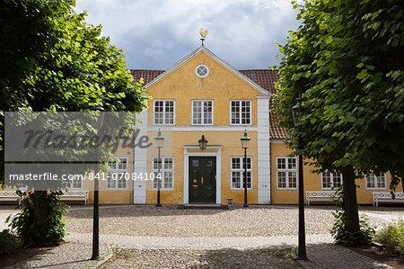 Silkeborg Museum, Silkeborg, Lake District, Jutland, Denmark, Scandinavia, Europe