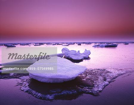 Sea Of Okhotsk, Hokkaido, Japan