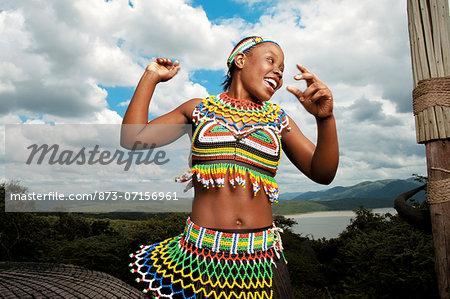 Zulu Dancer, Shakaland