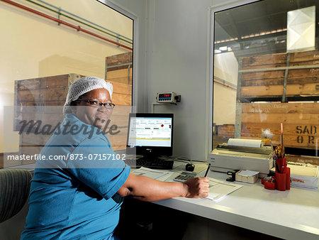 SAD Safari Check and Weighing Station