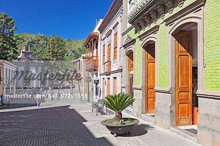 Teror, Gran Canaria, Canary Islands, Spain, Europe