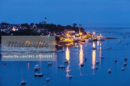 Benodet, Finistere, Brittany, France, Europe