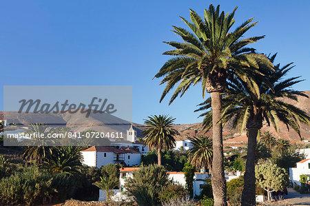 Iglesia de Santa Maria, Betancuria, Fuerteventura, Canary Islands, Spain, Atlantic, Europe
