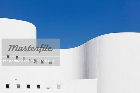 Theatre Schauspielhaus, Dusseldorf, North Rhine Westphalia, Germany, Europe