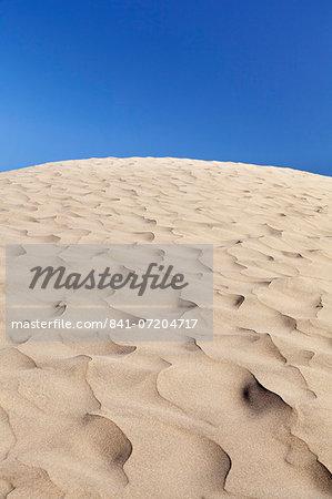 Dunes of Maspalomas, Maspalomas, Gran Canaria, Canary Islands, Spain, Atlantic, Europe