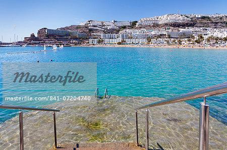 Puerto Rico, Gran Canaria, Canary Islands, Spain, Atlantic, Europe