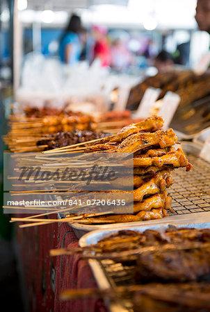 Market, Lamai, Ko Samui Island, Surat Thani, Thailand, Southeast Asia, Asia