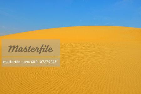 Sand Dune, Matruh Governorate, Libyan Desert, Sahara Desert, Egypt, Africa