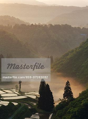 Matsunoyama, Niigata, Japan