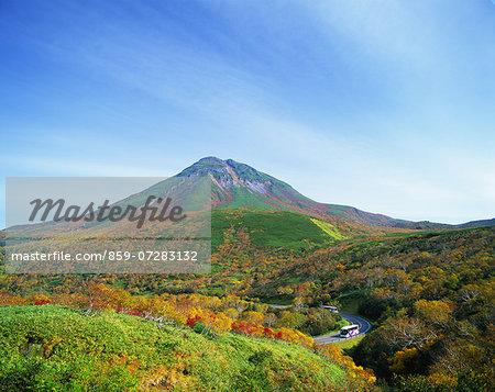 Shiretoko Gap, Hokkaido, Japan