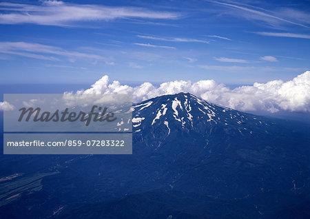 Mt. Chokai, Akita, Japan