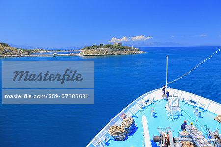 Cruise, Kusadasi, Turkey