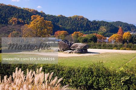 Ishibutai Kofun, Nara, Japan