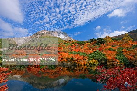 Mt. Chausu, Tochigi, Japan