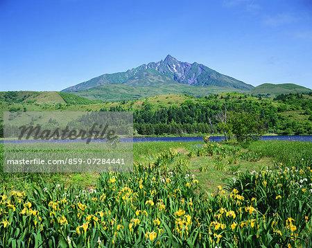 Rishirito, Hokkaido, Japan