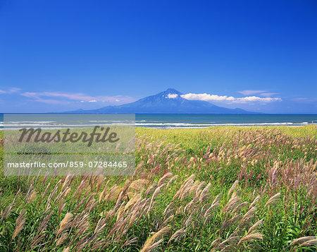 Mt. Rishiri, Hokkaido, Japan