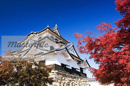 Hikone Castle, Shiga, Japan