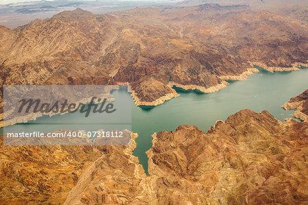 Lake Mead Grand Canyon Hoover Dam Nevada Las Vegas