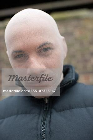 Man in ski mask