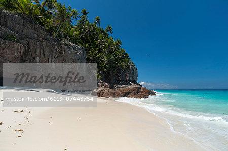 Anse Macquereau, Fregate Island, Seychelles, Indian Ocean, Africa