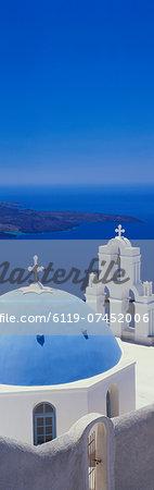 Thira, Santorini, Greek Islands, Europe