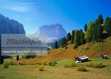 Selva di Val Gardena, Trentino-Alto Adige and the Dolomites, Italy