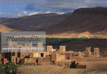 Fort of Ait Benhaddou, Ouarzazate, Morocco