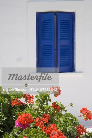 Oia, Santorini (Thira), Cyclades, Greek Islands, Greece, Europe