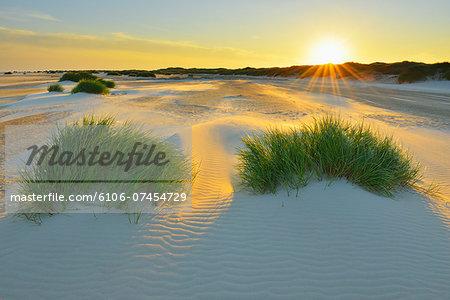 North Sea Sandbank Kniepsand