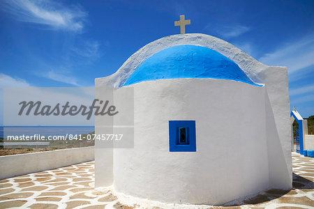 Agios Thelogos church, Kefalos Bay, Kos, Dodecanese, Greek Islands, Greece, Europe